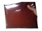 kain tenun ikat polos warna cokelat muda